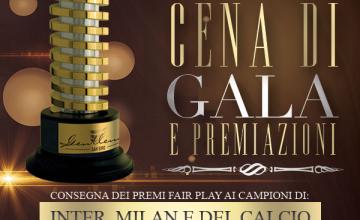Gentleman Fair Play Awards: Il 21 Maggio 2015 La 20° Edizione
