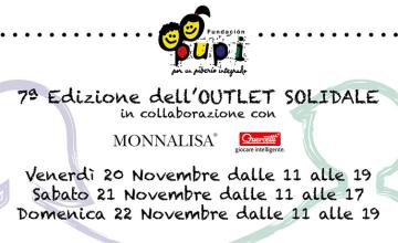 Outlet Solidale – Fondazione PUPI