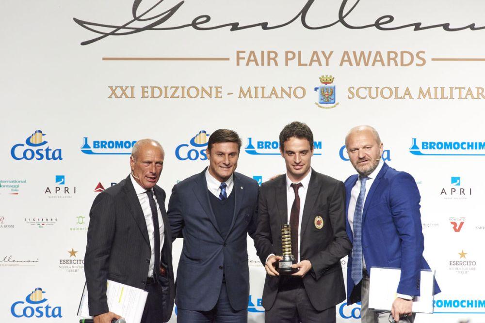 Premio Gentleman 2016 – I Premiati