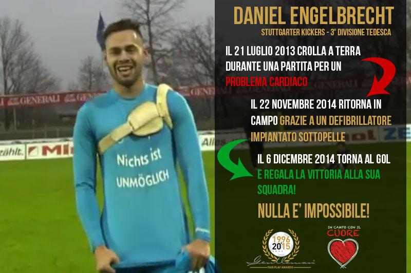 "Daniel Engelbrecht: Una Storia Di ""cuore"""