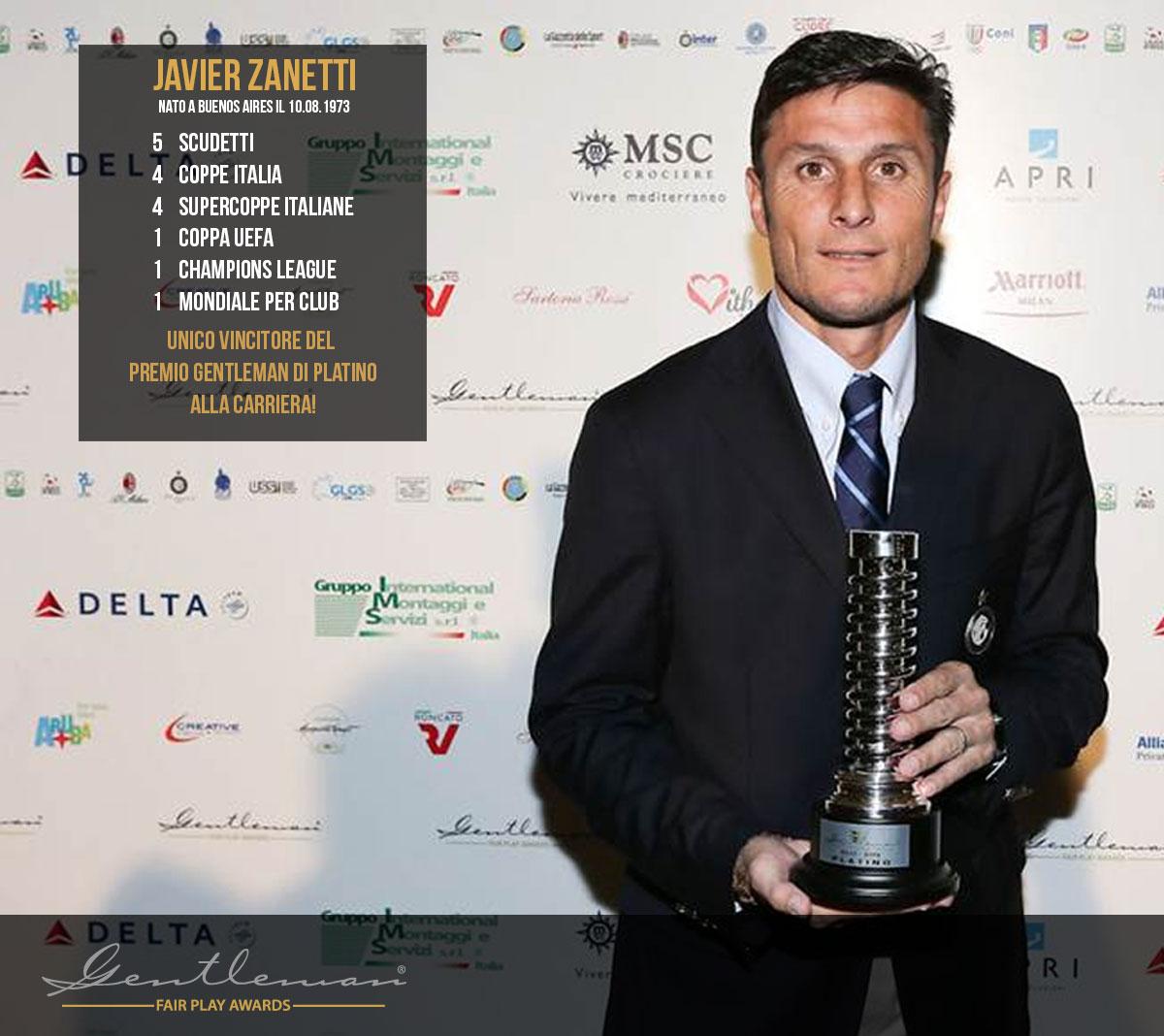 Javier Zanetti Story