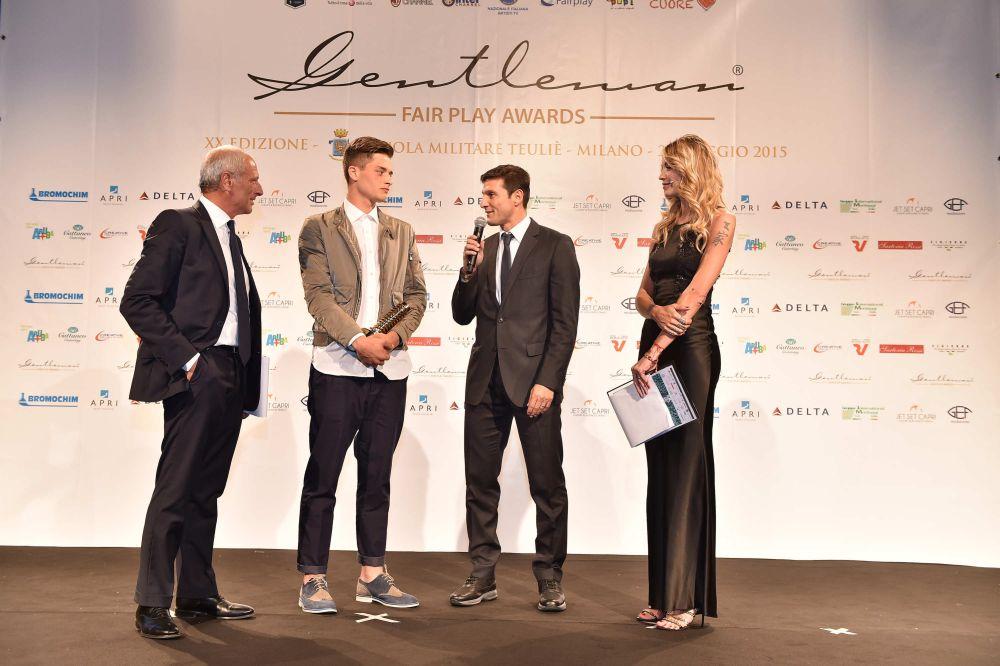 Premio Genteman XX Edizione – La Serata Di Gala
