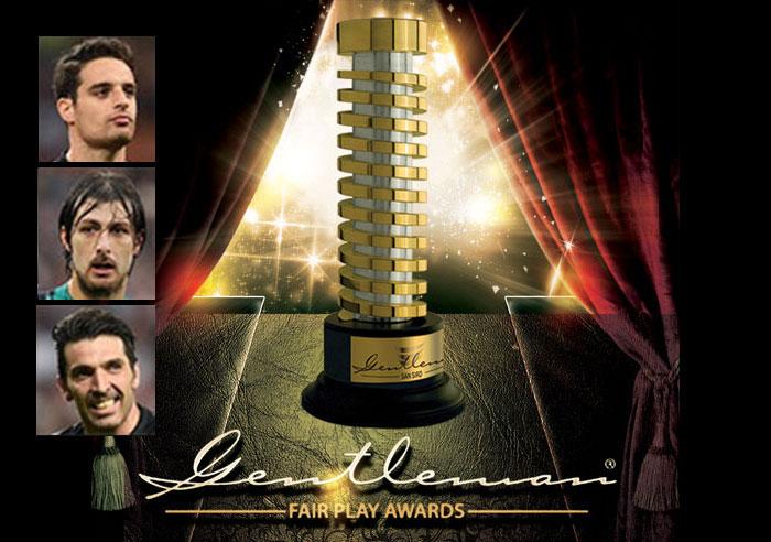 Premio Gentleman 2016 – Le Nominations