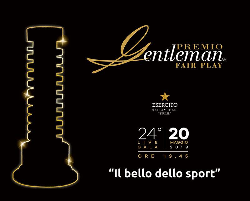 Premio Gentleman 2019 – 24° Edizione