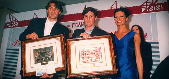 Premio Gentleman Fair Play 1997 - Zanetti