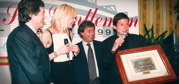 Premio Gentleman Fair Play 1998 Leonardo