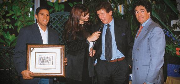 Premio Gentleman Fair Play 1996 Hodgson