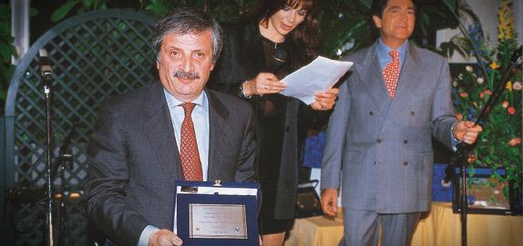 Premio Gentleman Fair Play 1996 Tiziano Crudeli