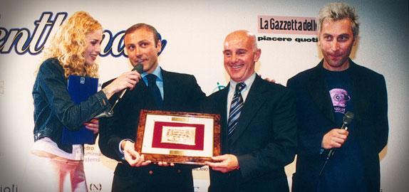 Premio Gentleman Fair Play 2000 - Arrigo Sacchi