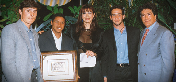Premio Gentleman Fair Play 1996 Roberto Carlos Zanetti