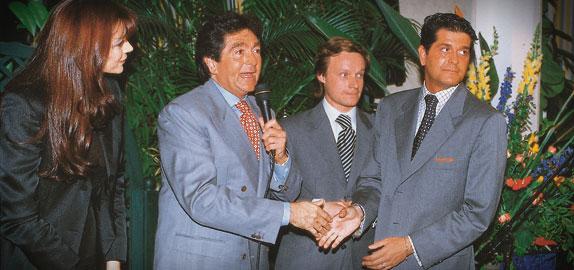 Premio Gentleman Fair Play 1996 - foto
