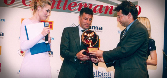 Premio Gentleman Fair Play 1999 - Mauro Tassotti