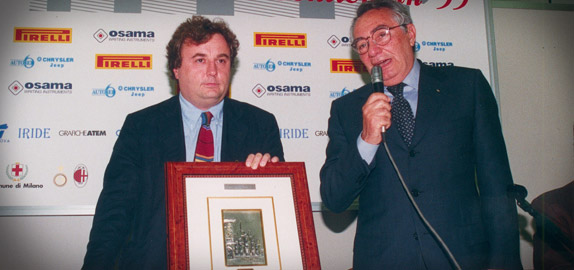 Premio Gentleman Fair Play 1999