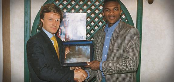 Premio Gentleman Fair Play 1996 Desailly